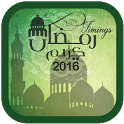 Ramadan Timings Calendar 2016 icon