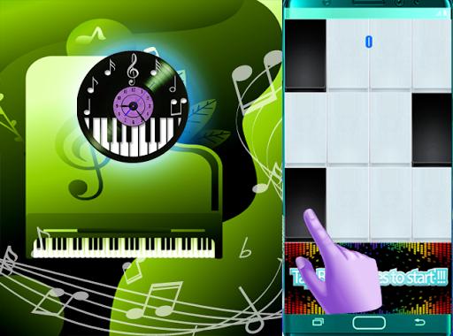 ZAYN ZHAVIA WARD - A Whole New World - Touch Piano 1.0 screenshots 3
