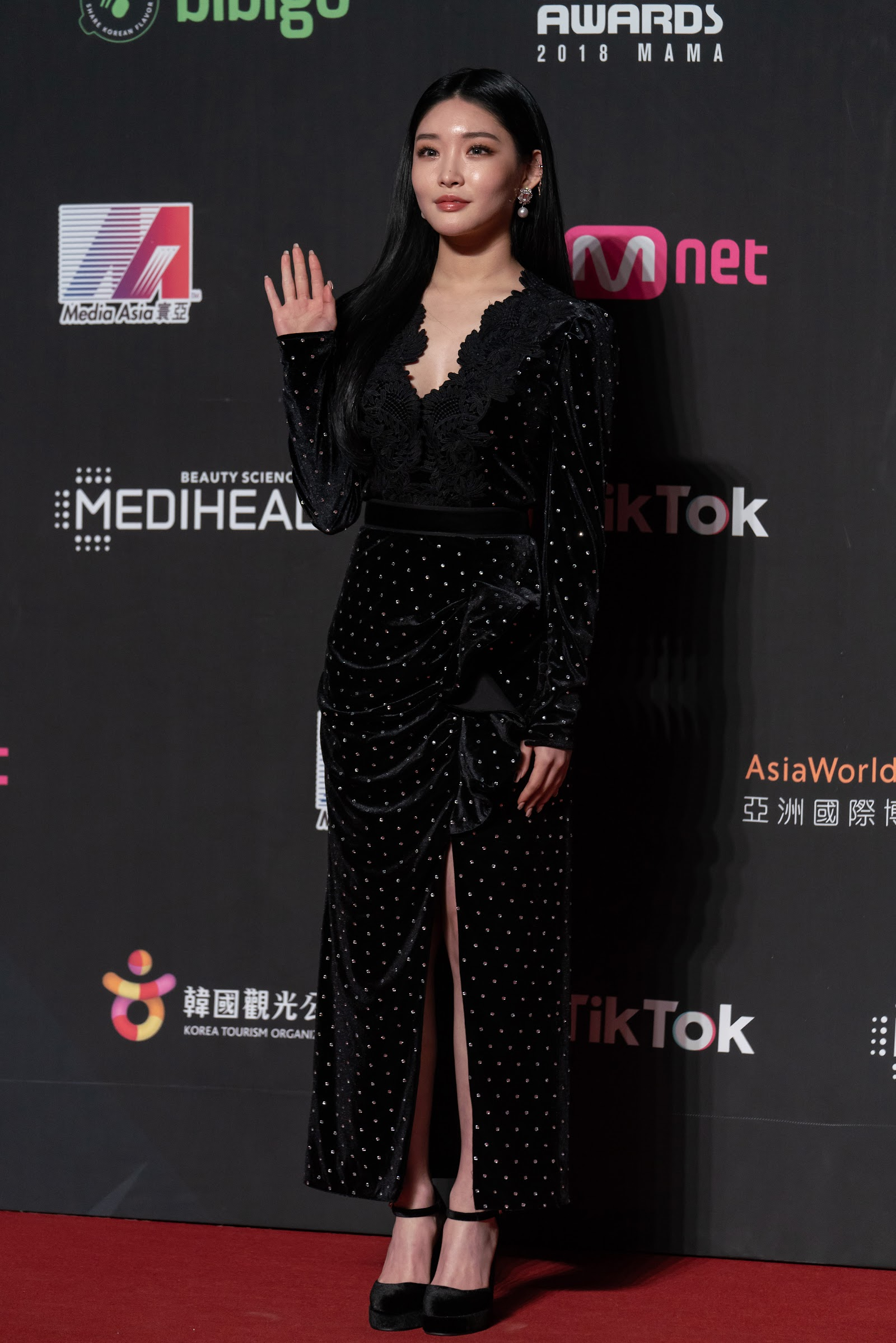 2018 Mnet Asian Music Awards in Hong Kong