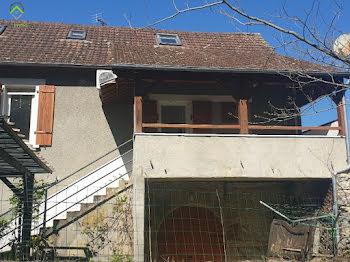 maison à Puy-d'Arnac (19)