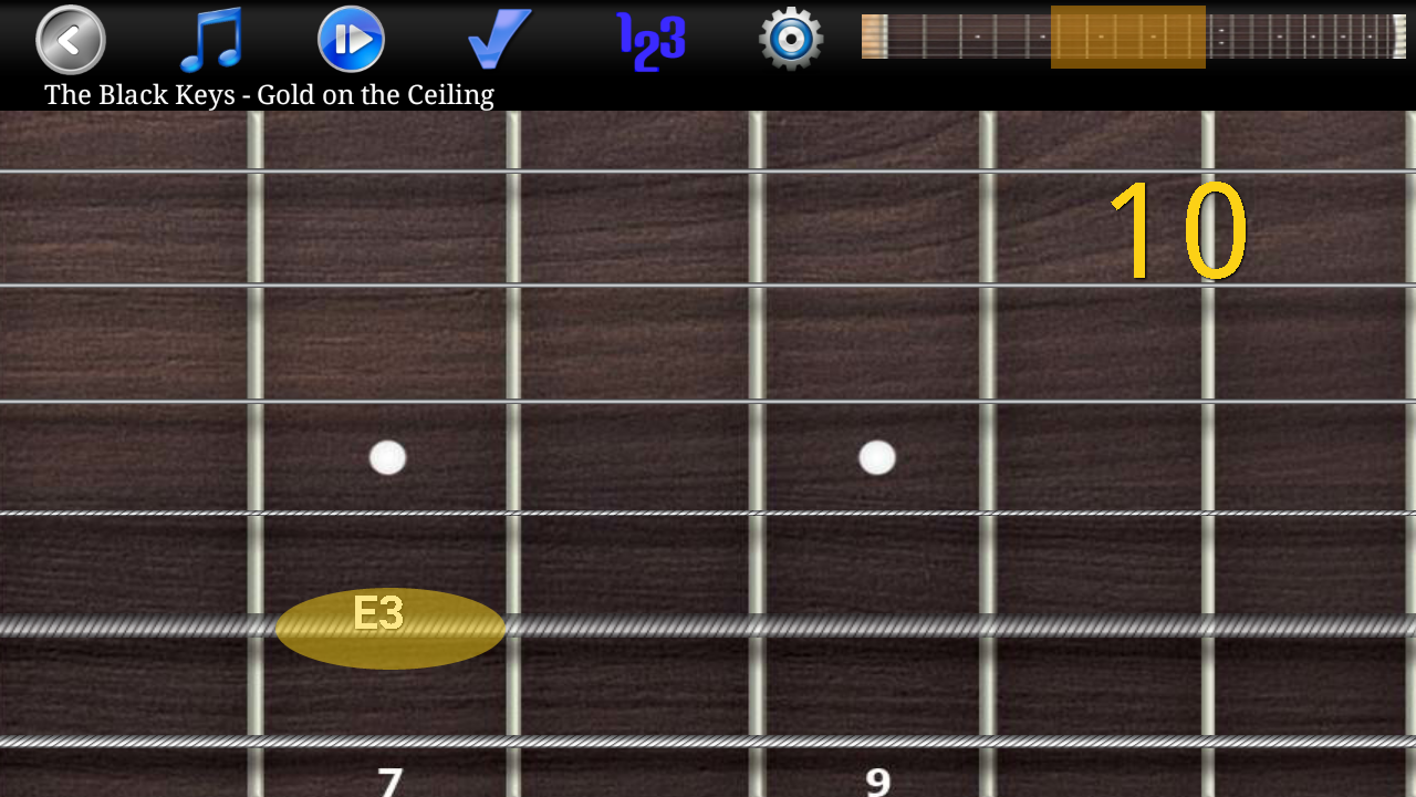 Guitar Riff Pro- screenshot