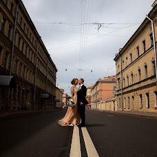 Huwelijksfotograaf Katerina Platonova (sescar). Foto van 21.06.2019