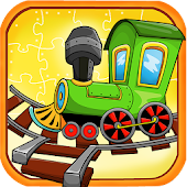 Train Mix - challenging puzzle