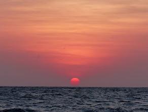 Photo: Surreal sunrise