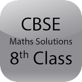 CBSE Maths Solutions 8th Class