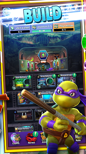 TMNT: Mutant Madness screenshots 15