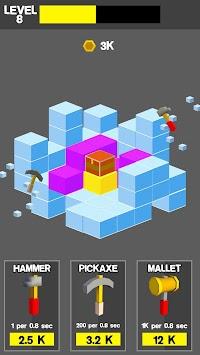 The Cube - Scratch Win
