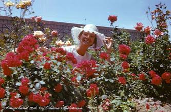 Photo: Я у Регистрана. Самарканд. Май 1978 года.