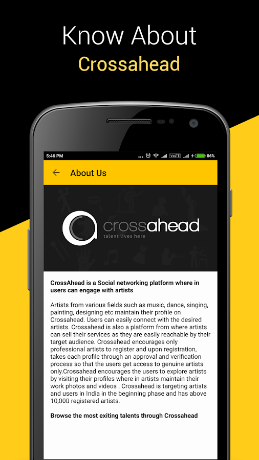 Crossahead: Creative Artists- screenshot