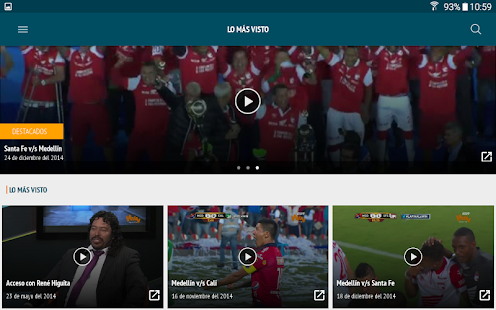 Win Sports Online- screenshot thumbnail