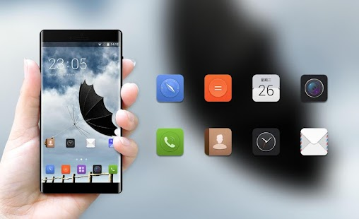 Theme for Gionee Elife E5 - náhled