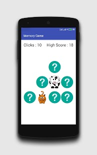 Animals Memory Game PRO 2018 Screenshot