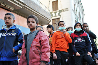 Photo: Egypt's next generation...
