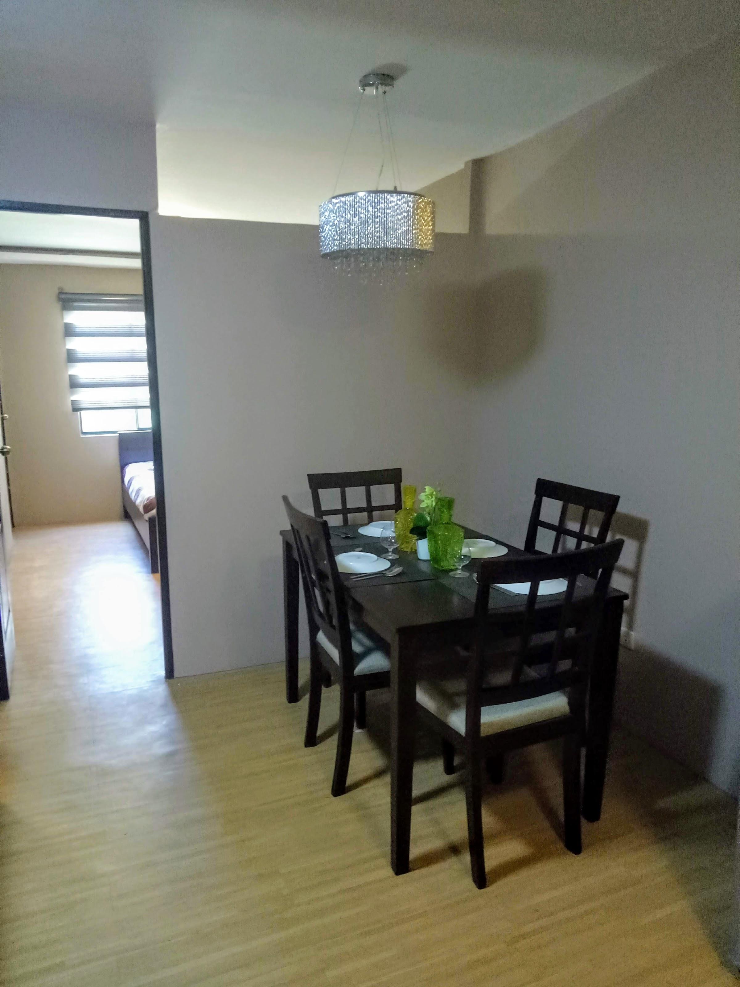 Urban Deca Homes Marilao, Bulacan 2 bedroom dining area
