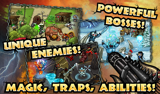 Tower defense: Thing TD game 1.0.47 screenshots 14