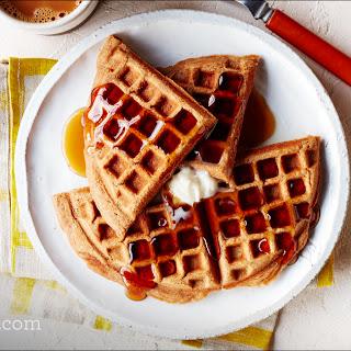 Gluten-Free & AIP Tigernut Waffles.