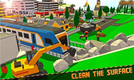 City Subway Build & Ride