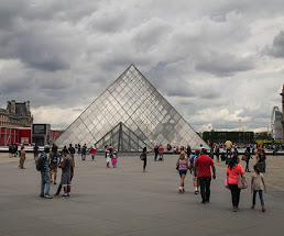 Attractions in Louvre and Les Halles