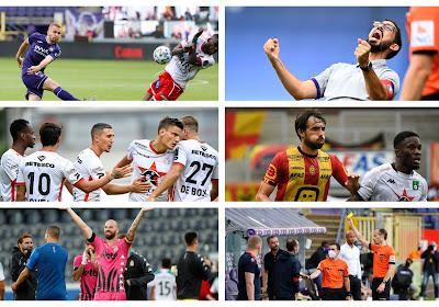 Beerschot, Charleroi, Essevee, 1 écht leuke match en vele brolwedstrijden met een alweer gebrekkige VAR