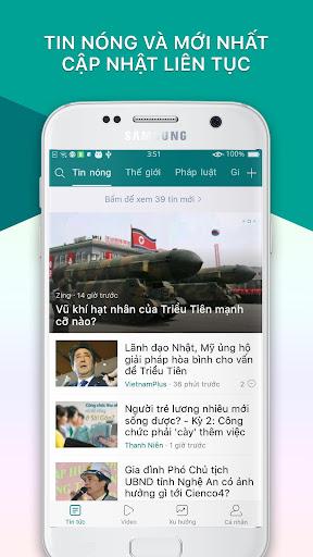Bu00c1O Mu1edaI - u0110u1ecdc Bu00e1o, Tin Tu1ee9c 24h 19.06.02 screenshots 1