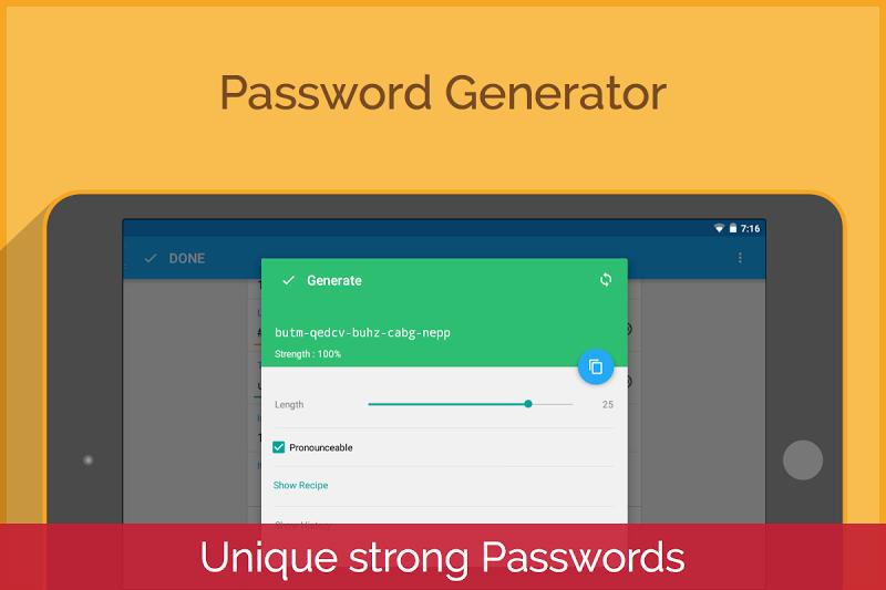 Enpass Password Manager Screenshot 12