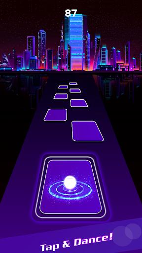 Tiles Dancing Ball Hop 1.1 screenshots 3