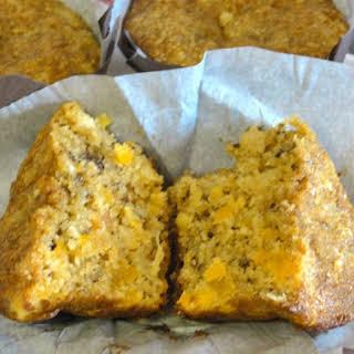 Sunny Apricot Muffins.