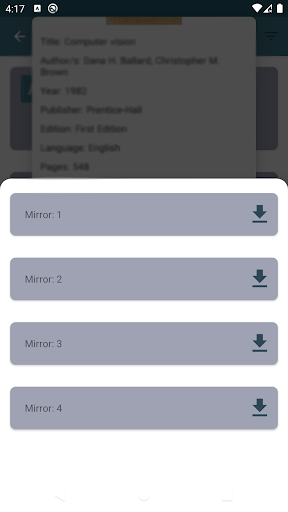 Libgen Aurora - Library Genesis screenshot 3