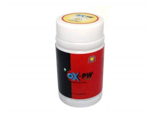NASA OX PW herbal menjaga kesehatan mata membantu memulihkan katarak plus mata kabur silinder