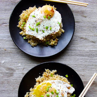 Special Soy Sauce Fried Rice.