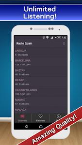 📻 Spain Radio FM & AM Live! screenshot 0