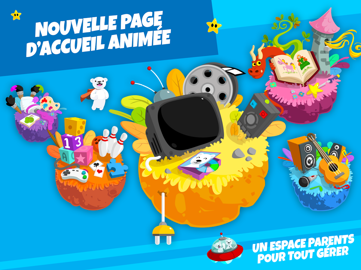 Badabim jeux coloriage enfants – Capture d écran