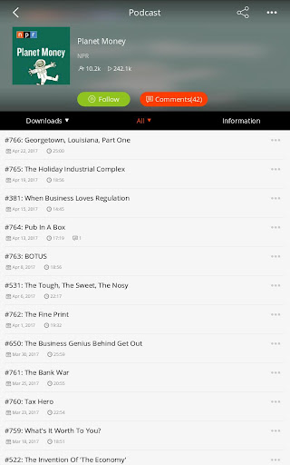 Download Podcast App & Podcast Player - Podbean for PC