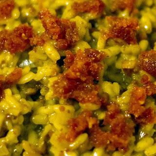 Fabio Viviani Sausage & Bell Pepper Oven Risotto Recipe Ingredients