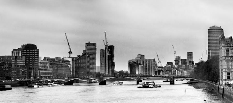 London Skyline di Penelopepizzo