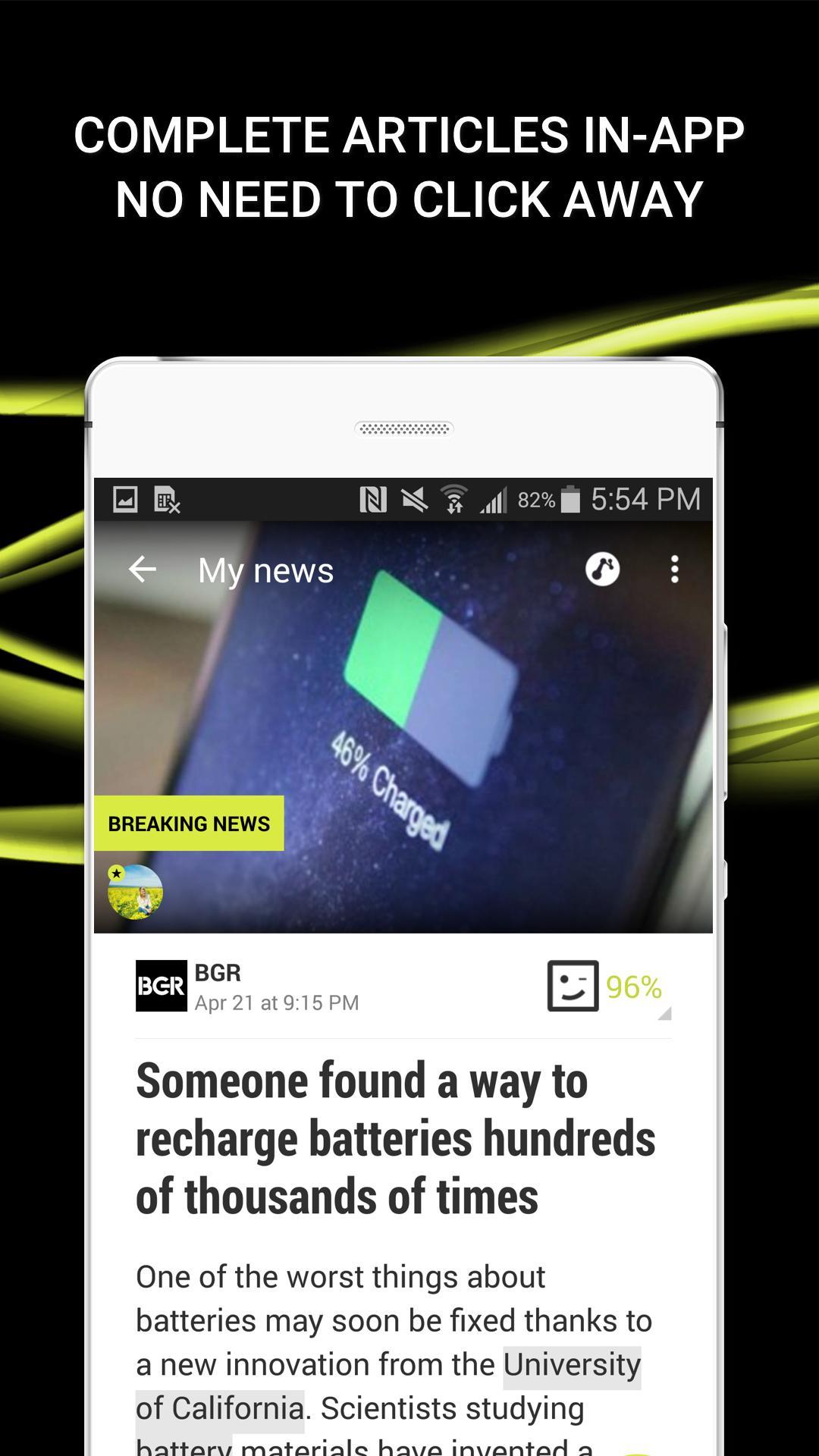 Appy Geek – Tech news screenshot #2