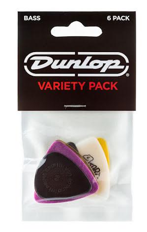 Plektrum DUNLOP PVP117 Bass Variety pack 6/PLYPK