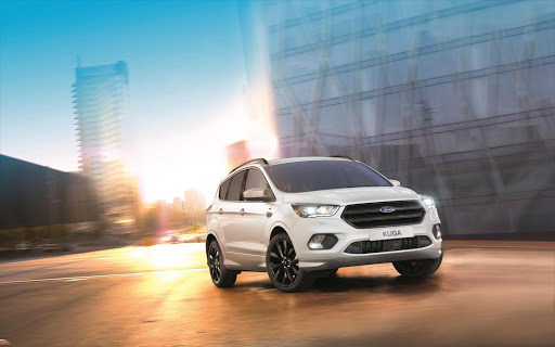 The New Ford Kuga ST-Line