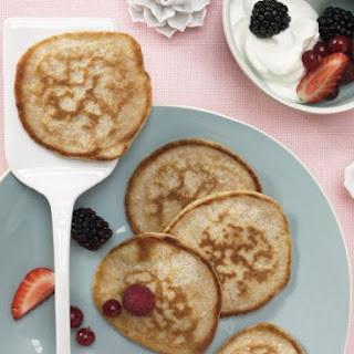 Buttermilk Whole-Grain Pancakes
