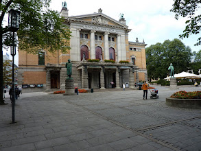 Photo: Oslo, Nationaltheater