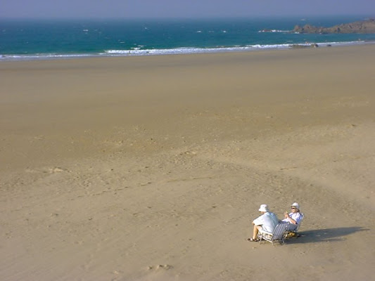 Spiaggia Solitaria di Francesca