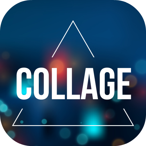 Blurred Layout: Collage Maker for Pictures Icon