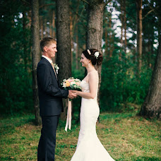 Wedding photographer Tatyana Pikina (TatianaPikina). Photo of 08.08.2016