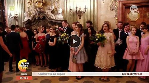 Studniówka TVN Zamek Książ