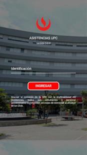 ASISTENCIAS UPC - náhled