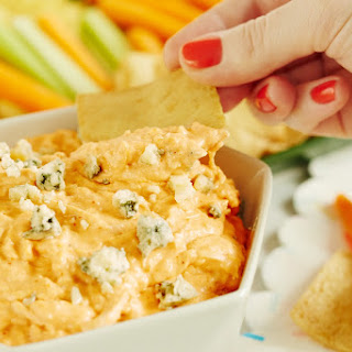How To Make the Ultimate Buffalo Chicken Dip.