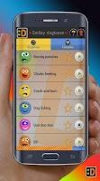 Screenshot of Smiley ringtones
