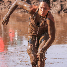 Warrior obstacle race by Dirk Luus - Sports & Fitness Other Sports ( endurance, warrior, fitness, strength, obstacle, race,  )