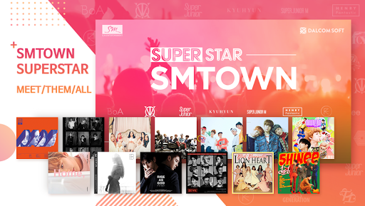 SuperStar SMTOWN 2.4.5 Screenshots 2