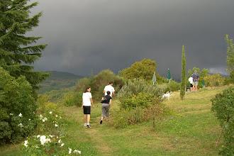 Photo: Approaching storm...big storm...very big storm